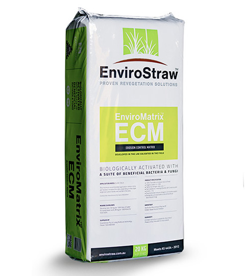 envirostraw hydromulch product